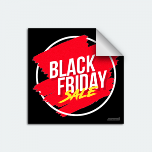 DIYwraps Black Friday Sale Auto Dealer Decal