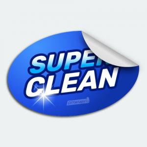 Super Clean Auto Dealer Decals