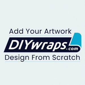 DIYWraps Custom Temporary Vehicle Decal